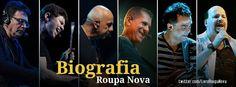 Biografia oficial do Roupa Nova na Livraria da Travessa • Barrazine