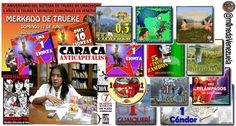 Cronología de Ferias TRUEKE y Monedas Comunales en Venezuela Por Yoskira Cordero Dado el interés de nuestros lectores por las Ferias de TRUEKE (Trueque) que se realizan en Venezuela donde además se utilizan monedas comunales iniciamos cronología de Ferias en distintos Estados del país. Recordemos la idea de las Ferias se materializan en el año 2006 durante el Gobierno de Hugo Chávez para extender el proyecto socialista de atender a las comunidades con el concepto de Comuna. Ese año se…