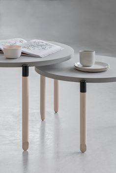 Coffee Tables with Legs Like Ballerina Feet