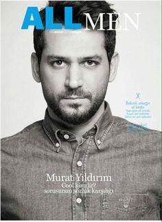 Murat Yıldırım: Artık hiçbir şeyi ertelemiyorumKocan Kadar Konuş filmiyle adından söz ettiren Murat Yıldırım ALL Men dergisine röportaj verdi..  İşte o röportaj...