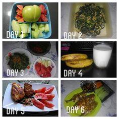 Hilangkan 4 Kilo dalam 5 Hari Tanpa Rasa Lapar. Begini Caranya | Nhanma