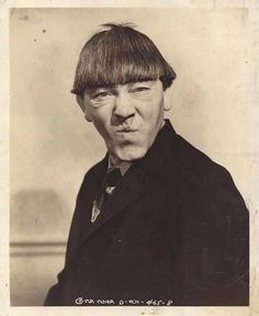 💖  Happy Birthday Moe Howard (born Harry Moses Horwitz; June 19, 1897 - May 4, 1975)  The legendary and highly influential Award-winning Film-Theatre-Television Actor, Comedian, Slapstick Superstar and prominent member of The Three Stooges, for Columbia Pictures, circa 1940 Moe Howard, The Three Stooges, June 19, Columbia Pictures, Comedians, Superstar, Theatre, Happy Birthday, Actors