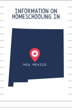 Get started homeschooling in #NewMexico with this information. #homeschool #homeschoolinnewmexico