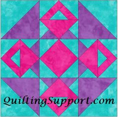 Double Baskets 10 Inch Block Paper Piecing Foundation Quilting Block Pattern PDF by HumburgCreations on Etsy