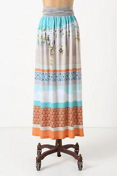 Inkjet Maxi Skirt Rozae Nichols, Dream Daily.... I dream of this skirt!