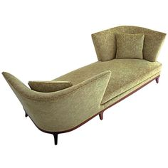 Geneva Tete-a-tete - Chaises and Daybeds - Seating - Products - Donghia