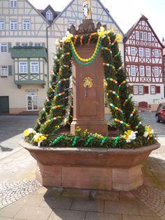 Osterbrunnen Bad Orb