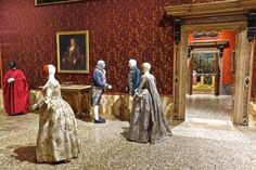 contessanally: Venice: Palazzo Mocenigo – the re-styling of a museum.