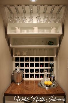 Trendy Home Bar Under Stairs Finished Basements 68 Ideas Bar Under Stairs, Under Stairs Wine Cellar, Closet Under Stairs, Basement Stairs, Rustic Basement, Under Stairs Pantry Ideas, Basement Office, Under Stairs Cupboard Storage, Staircase Storage