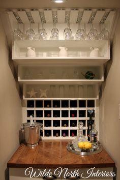 Fenwick Bar - Under Stairs