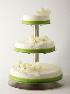 Afbeeldingsresultaat voor taart met orchidee