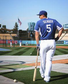 THINK BLUE: #DodgersBP by dodgers