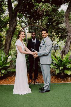Botanic Garden Wedding   San Diego Wedding Venue   Candid Wedding Photography Places To Get Married, Got Married, Getting Married, San Diego Botanic Garden, Bridesmaid Dresses, Wedding Dresses, Botanical Gardens, Garden Wedding, Perfect Place