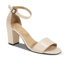 Pensko glatt skinn beige | Lille Vinkel Sko Beige, Sandals, Elegant, Heels, Fashion, Smooth, Scale Model, Classy, Heel