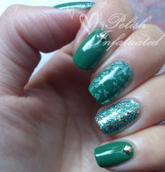 Shimmer Polish Jasmine  Polish Infatuated