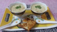 Cauliflower soup..