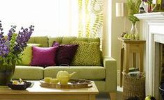 Green And Purple Color Schemes Room Colors Combos