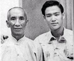 SWK - Ip Man - With Bruce Lee - Portrait 3