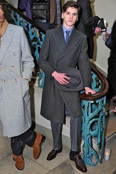 Savile Row menswear