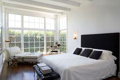 Kishani Perera bedroom white gray brass clean traditional