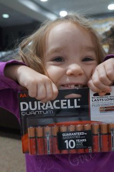 """Don't Forget the Batteries This Holiday Season (& $100 Toys """"R"""" Us GC Giveaway Ends 12/8)"""