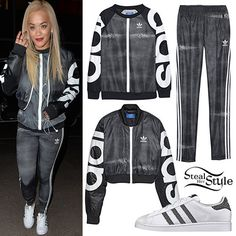 Rita Ora: Adidas Mystic Moon Pack
