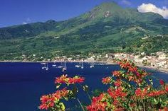 Martinique possible honeymoon destination
