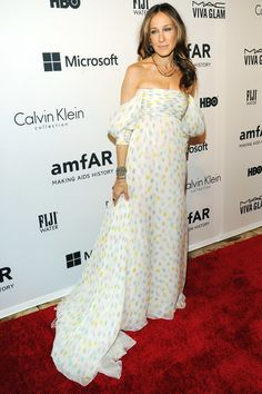 In Schiaparelli Couture at the amfAR Inspiration Gala New York 2014 at The Plaza Hotel in New York City.   - HarpersBAZAAR.com