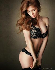 Sexy models lingerie russian hot