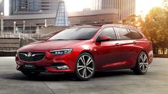 2018 Holden Commodore Sportwagon revealed - Car News | CarsGuide