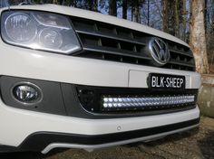http//:www.blacksheep-innovations.com VW Amarok Black Sheep Innovations | LED BAR Stossstange Bumper