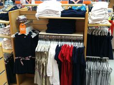Gymboree in suite #760 has everything you need for in their school uniform shop. #backtoschool2014 #gymboree www.outletsanthem.com/directory