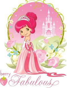 Berry Fabulous  I loved her when I was little and am so sad that my girls have all out grown her!
