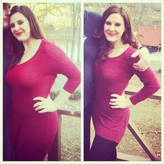 Same location, same day, same color: two years apart. I'm sure you're all annoyed with my obsession with #Whole30 (sorry, not sorry) - but it has had a life-changing impact on me. Last year, I started a private #Facebook support group to help others along the way. Check out my #Instagram profile for the link and to join this year. We start on Monday, January 2 and I'm SO excited that my parents will be coming along the journey with me this year, especially my dad, @jimtigar! You can change…