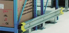 Buy Barrier Protection & Safety Barriers Online - Storage Construction