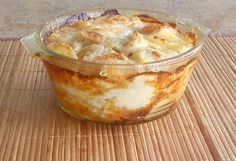 Krémes francia rakott burgonya recept képpel. Hozzávalók és az elkészítés részletes leírása. A krémes francia rakott burgonya elkészítési ideje: 80 perc