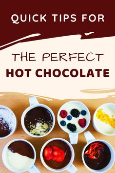 The perfect hot chocolate - Food On Mars Meal Recipes, Healthy Dessert Recipes, Sweets Recipes, Quick Recipes, Blueberries, Strawberries, Healthy Fats, Healthy Snacks, Low Calories