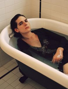 Five Nuggets of Wisdom From Hari Nef - Man Repeller