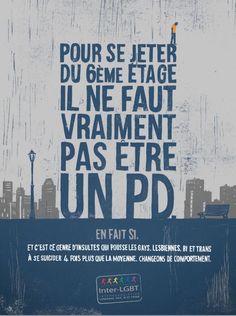 Campagne de prévention contre le suicide © Inter-LGBT, TBWA Paris