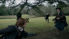 Jamie is my Hero! ~ Falling Through the Stones an Outlander Page Production #Outlander