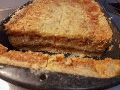 Omenapiirakka ilman taikinaa (Ripoteltu piirakka) Pie, Desserts, Food, Torte, Postres, Tart, Fruit Cakes, Deserts, Hoods