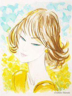 In the Light by Ichiro Tsuruta.