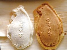 北海道のクマヤキ。オリジナル焼き型