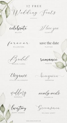 Free Wedding Fonts Posted by Skyla Design Fonts - Design - Free wedding fonts Posted by Skyla Design Fonts Free wedding fonts Posted by Skyla Design Fonts Fre - Wedding Invitation Fonts, Wedding Fonts Free, Invitation Cards, Free Wedding Invitations, Wedding Stationery Fonts, Free Wedding Templates, Cricut Wedding Invitations, Pink Invitations, Invitation Ideas