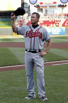 Chipper Jones Photo - Atlanta Braves v Cincinnati Reds