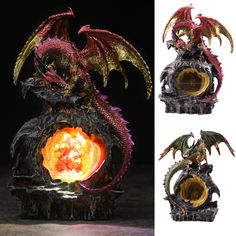 Mother Dragon Dark Legends Dragon Figurine Looking for something a bit different to give as a gift Then out gothic fantasy range might be just up