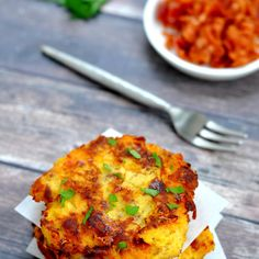 ... FRITTER RECIPES on Pinterest | Fritters, Cauliflower Fritters and