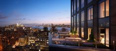 Gallery of Renderings Revealed for New Residential Building at Hudson Yards in New York - 2