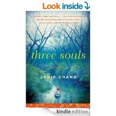 Amazon.com: Three Souls: A Novel eBook: Janie Chang: Kindle Store
