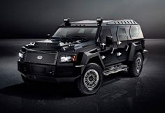 Conquest Vehicles unveils its first unarmored SUV